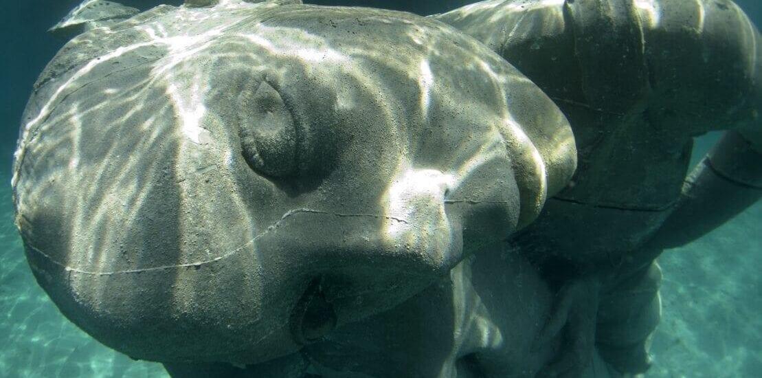 """""""Ocean Atlas"""": Die größte Unterwasser-Statue der Welt"""