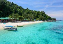Malaysia: Die saubere Unterwasserwelt der Perhentian Islands