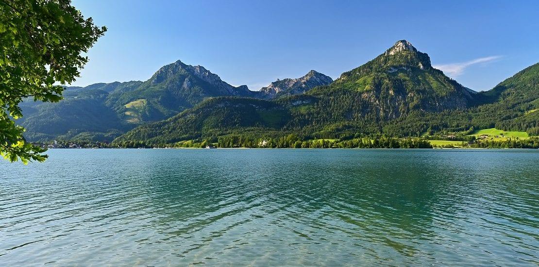 Österreich: Perlfische und gute Sicht im Wolfgangsee