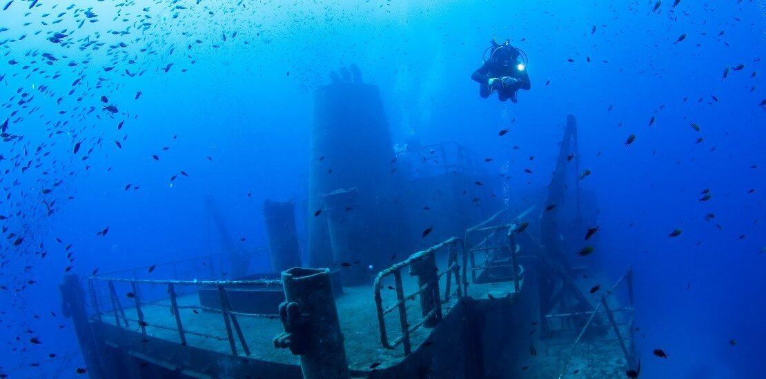 """Patrouillenboot """"P-33"""": Neues Wrack vor Maltas Küste"""