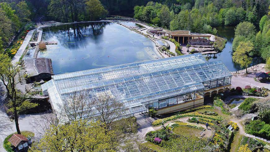"""Unterwasserpark """"NaturaGart"""" für Tauchkurse geöffnet"""