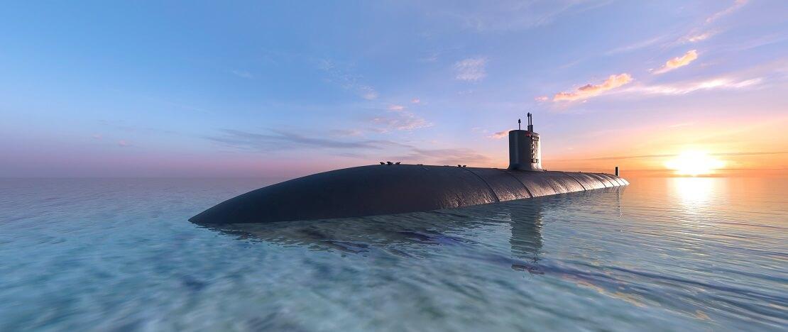 """Die Entdeckung des verschollenen U-Boots """"U-869"""""""