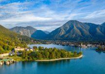 Bayern: Klare Sicht beim Tauchen im Tegernsee